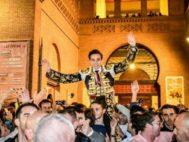 Álvaro Burdiel se hace con 'El Camino' y abre la Puerta Grande