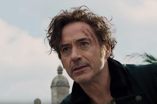 Robert Downey Jr. en Las aventuras del Doctor Dolittle
