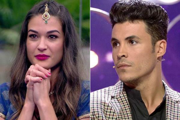 Estela Grande y Kiko Jiménez se reconciliaron con sus parejas en el...