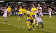 El CD Castellón no pudo pasar este domingo del empate en Castalia.
