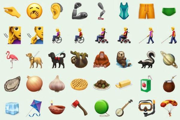 Nuevos emojis para WhatsApp
