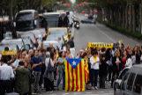 Última hora:  Cortes y manifestaciones en Cataluña tras conocerse la sentencia