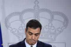 Sánchez pide al independentismo poner fin al enfrentamiento