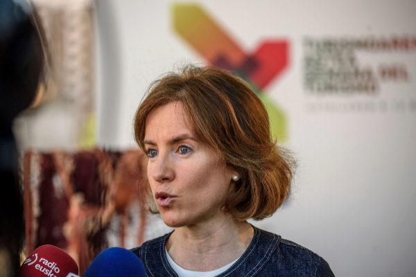Sonia Pérez, consejera de Turismo.