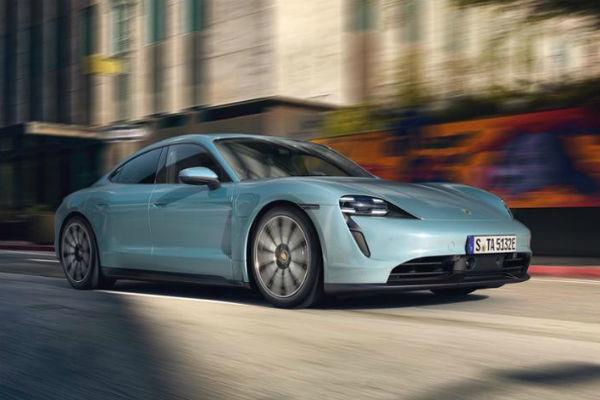 Porsche Taycan 4S: la versión básica del deportivo eléctrico por 108.000 euros