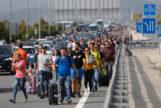Última hora | El independentismo corta el AVE en Girona: sin tráfico entre Barcelona y Figueras