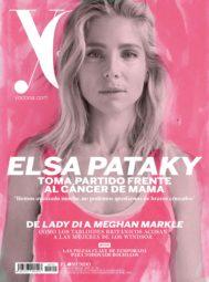 Elsa Pataky toma partido frente al cáncer de mama
