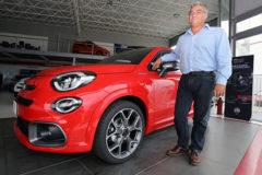 El Fiat 500X Sport ya está en Comauto Sport