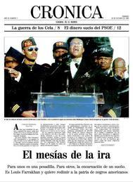 Este reportaje fue publicado originalmente en la edición de papel el 22 de octubre de 1995. Por primera vez es accesible en la web.