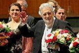 Plácido Domingo, en el Festival de Salzburgo, el pasado 25 de agosto.