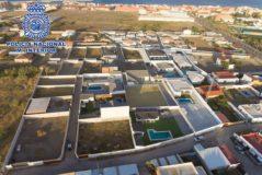 Las construcciones de viviendas ilegales en suelo especialmente protegido en La Línea.