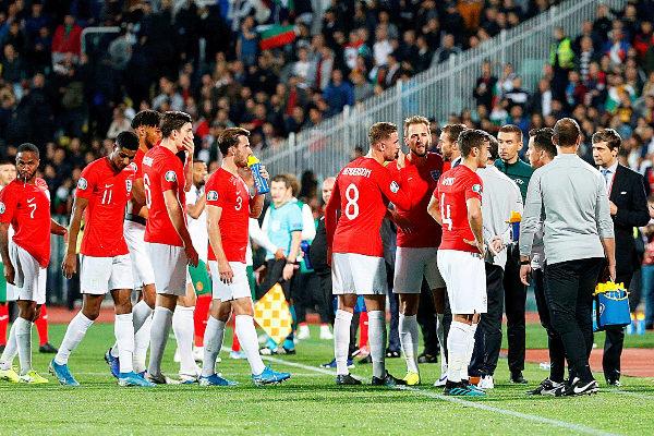 calidad y cantidad asegurada 50-70% de descuento amplia selección Eurocopa: Bochorno racista en el Bulgaria - Inglaterra ...