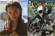 Zoë Kravitz y Catwoman