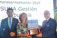 Suma recibe el premio del IEEE  2019 por su proceso de transformación digital