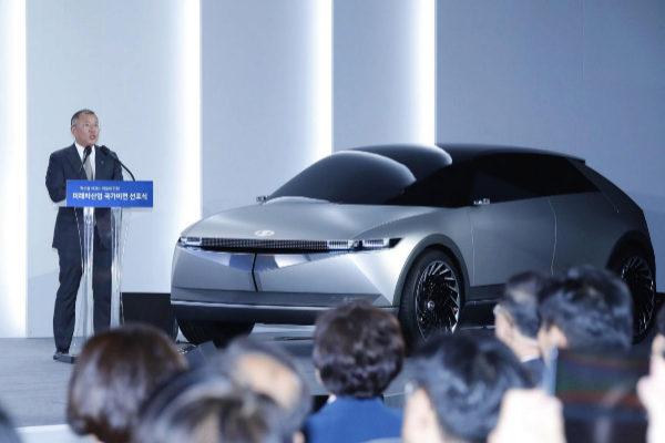Invertirá 31.500 millones hasta 2025 en conducción autónoma, conectada y eléctrica