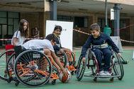 FCA Autonomy lanza una iniciativa en colegios para dar mayor protagonismo al deporte adaptado