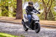 Kymco vuelve a vender ciclomotores en España, con 2.000 unidades vendidas previstas para 2020
