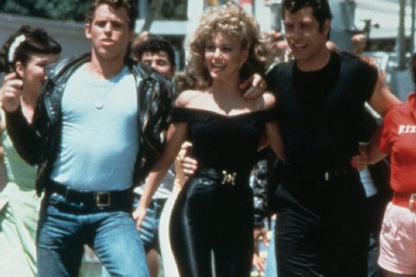 Imagen de la película 'Grease'.