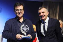 Javier Cercas y Manuel Vilas, ganador y finalista del Premio Planeta más literario