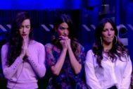 Estela Grande se libró de la expulsión en GH VIP 2019, mientras que Adara Molinero e Irene Junquera siguen nominadas