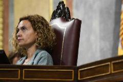 Batet descarta el 155 y la Ley de Seguridad Nacional y Vox pide declarar el estado de excepción