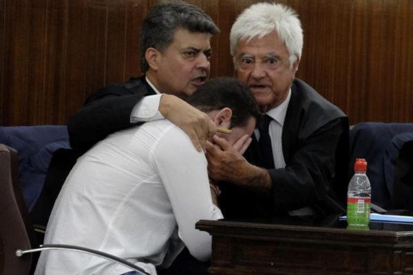 El jurado declara no culpable del doble crimen de Almonte a Francisco...