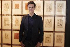 El presentador Christian Gálvez, en una imagen de archivo.