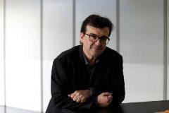 El escritor Javier Cercas, ganador del Premio Planeta 2019.