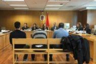 Los acusados de agredir sexualmente a una joven en Collado Villalba en 2015