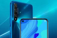 Huawei Nova 5T: un móvil todoterreno con cuatro cámaras que no se va de precio