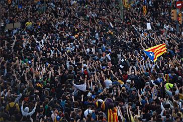 Interior envía 300 antidisturbios a Cataluña esta misma tarde