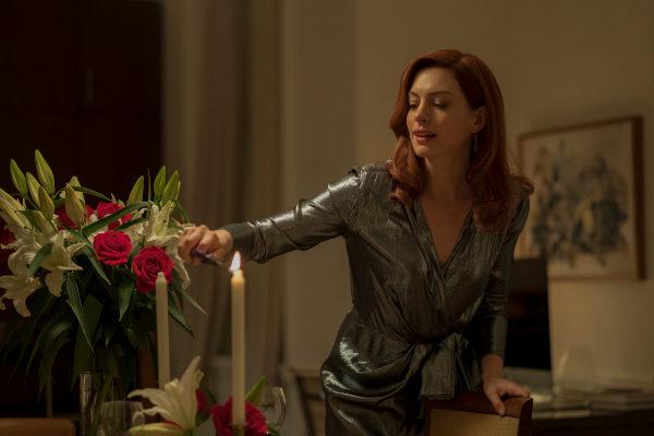 """Anne Hathaway y el Modern Love: """"El amor sigue siendo parte de todas las historias"""""""