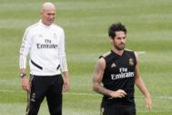 Cuatro detenidos por robar las casas de futbolistas del Atlético y el Real Madrid