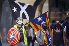 EEUU, Francia y Reino Unido ya alertan a sus ciudadanos de los riesgos de ir a Cataluña
