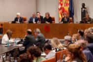 <HIT>Antonio</HIT> <HIT>Moreno</HIT> 17.10.2019 Barcelona Cataluña.La presidenta de la Diputación de Barcelona Nuria Marin el pleno extraordinario sobre la sentencia.