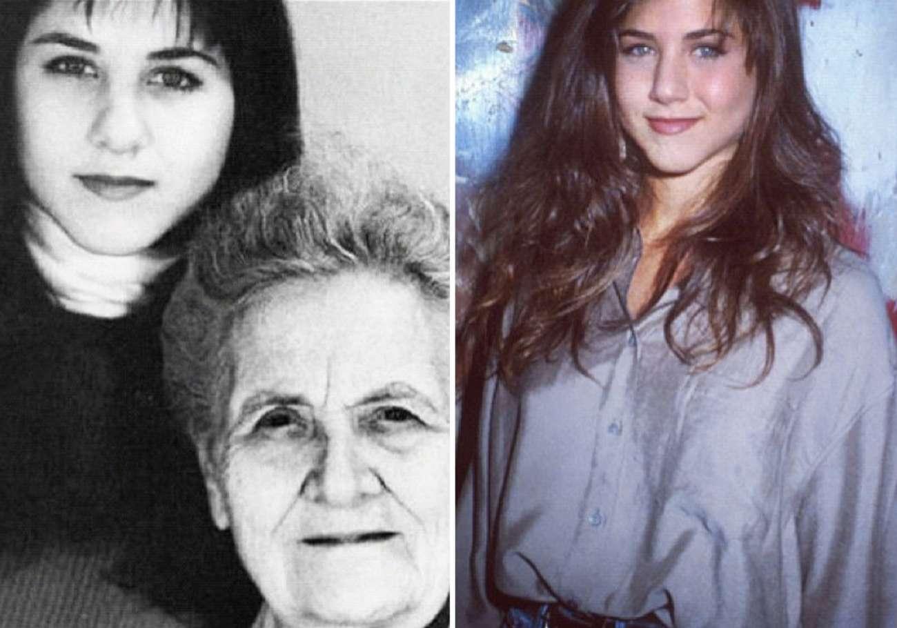 Jennifer Aniston nació el día 11 febrero de 1969 en Los Ángeles...