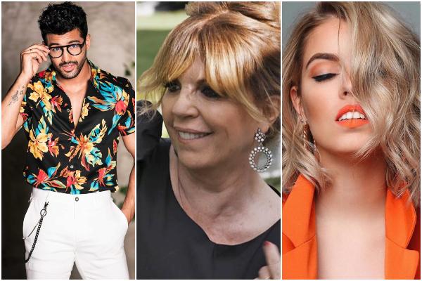 Jorge González, Belinda Washington y Nerea Rodríguez, nuevos...