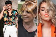 Jorge González, Belinda Washington y Nerea Rodríguez, nuevos concursantes de Tu cara me suena 8