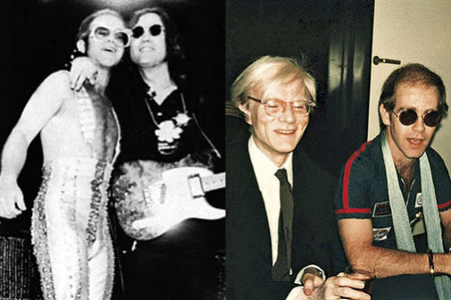 The Line Between Elton John And John Lennon And Andy Warhol Was Cocaine Teller Report