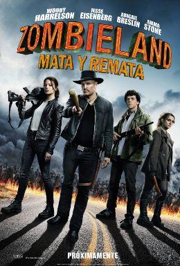 Zombieland: mata y remata: Más gamberra y más gozosa