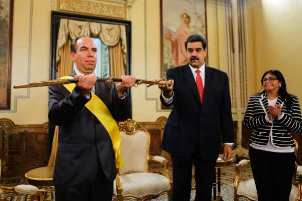 AME4611. CARACAS (<HIT>VENEZUELA</HIT>), 02/10/2019.- Fotografía...