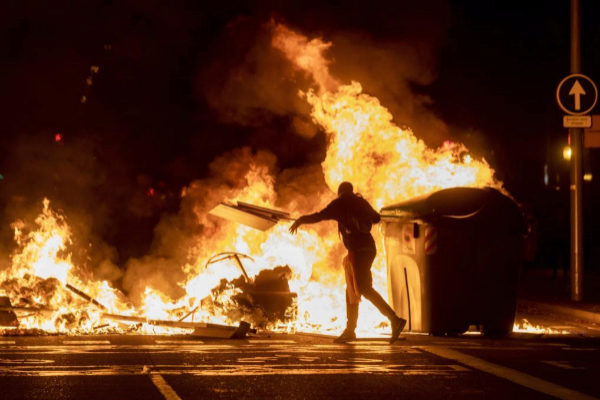 ¿Infiltrados o activistas radicales? Claves de unos disturbios con sello CDR