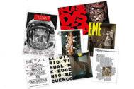 Algunas de las portadas y páginas reconocidas por los Premios ÑH19.