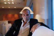 Yanis Varoufakis es el autor del libro en el que se basa la última película de Costa-Gavras.