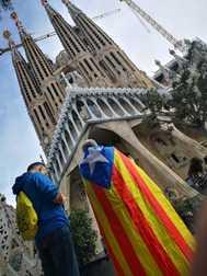 """Cierre temporal de la Sagrada Familia de Barcelona """"al no poder garantizar la seguridad de los visitantes"""""""