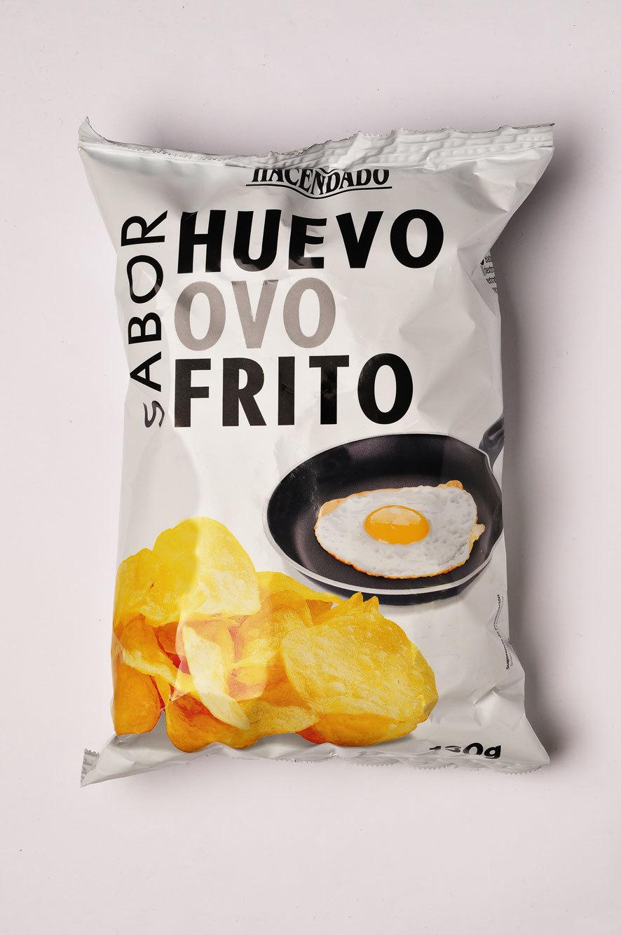 Elaboradas por la empresa El Valle (especializada en snacks y chips)...