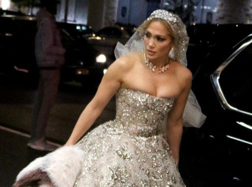 Jennifer Lopez Adelanta Cómo Podría Ser Su Vestido De Novia