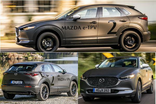 Probamos en primicia el eléctrico que Mazda presentará en el Salón de Tokio