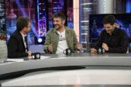 José y David Muñoz de Estopa contaron en El Hormiguero una anécdota sobre una fiesta de Messi