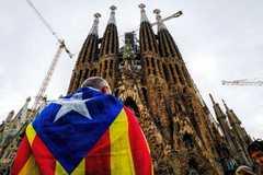 """Cierre temporal de la Sagrada Familia  """"al no poder garantizar la seguridad"""""""